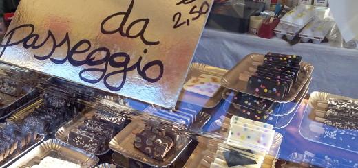 cioccolato da passeggio a Bergamo