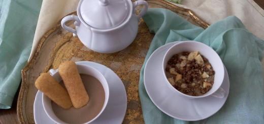 Crema al caffè rapidissima senza glutine
