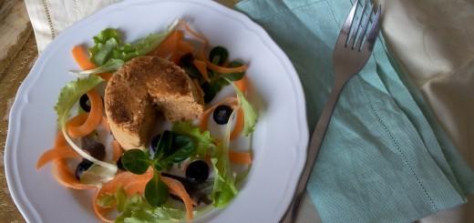 Formelle di lupini e broccolo romanesco senza glutine